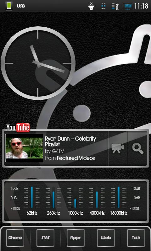 SynErgy (CM7+) Theme - screenshot