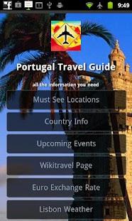 Portugal Travel Guide- screenshot thumbnail