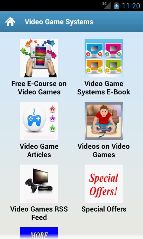 Video Game Systems! - screenshot