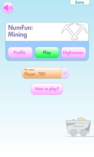 NumFun - Math Mining