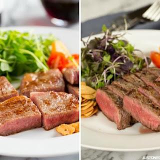 Wagyu Beef vs. American Kobe Beef & Wagyu Giveaway!