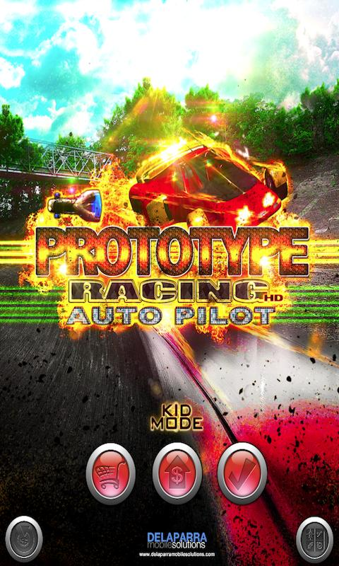 PROTOTYPE RACING Free Game - screenshot