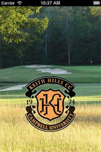 Keith Hills Country Club - screenshot thumbnail