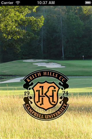 Keith Hills Country Club - screenshot
