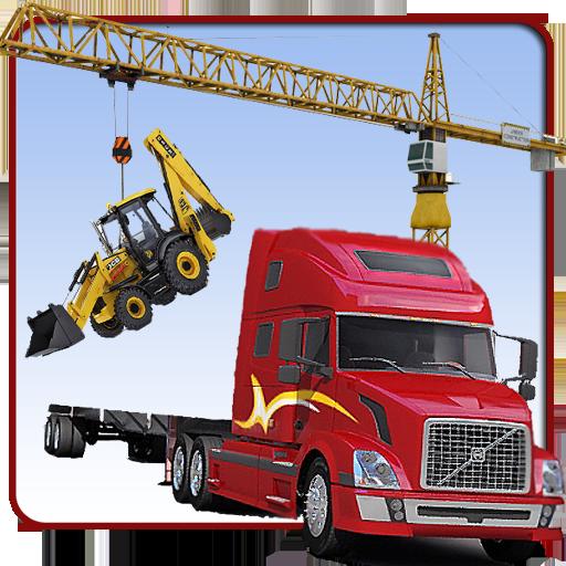 模擬App|컨테이너 트럭 LOGO-3C達人阿輝的APP