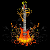 Electric Guitar Live Wallpaper