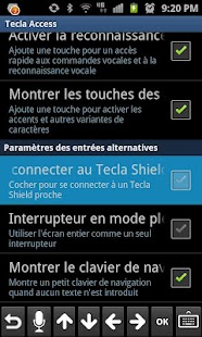 Tecla Access - screenshot thumbnail
