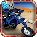 Stunt Moto Cross Rennspiel 3D icon