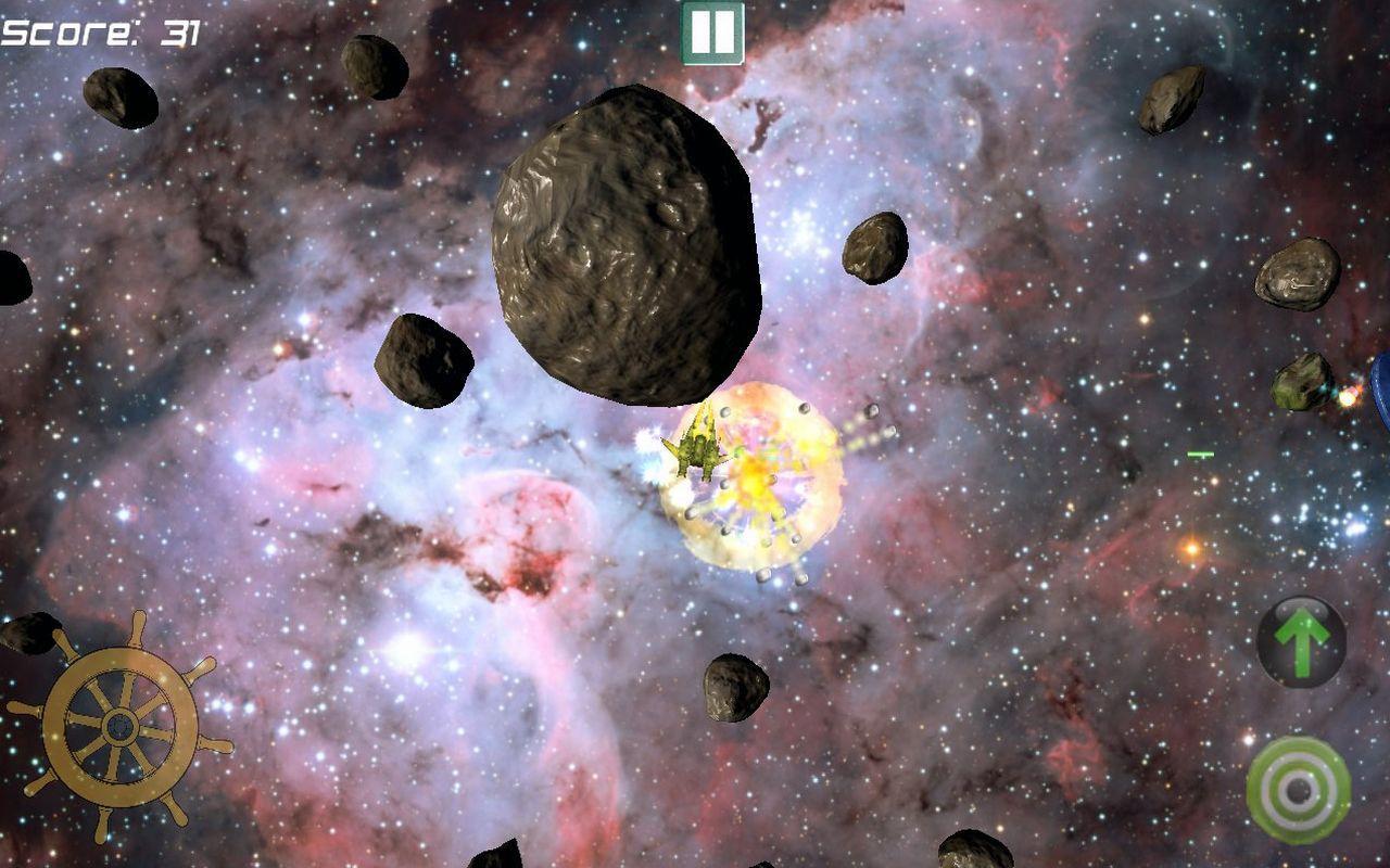 Satellite Assault- screenshot