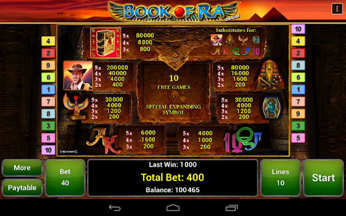 free online slots for fun book of ra download für pc