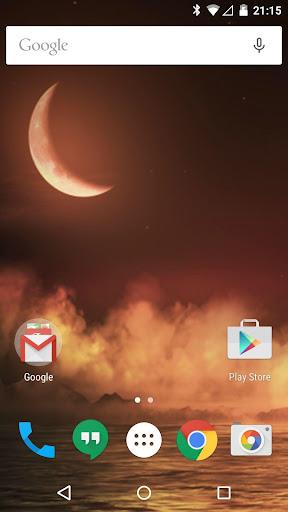 玩娛樂App|月光海動態壁紙免費|APP試玩