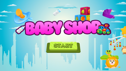 Babies Store Games