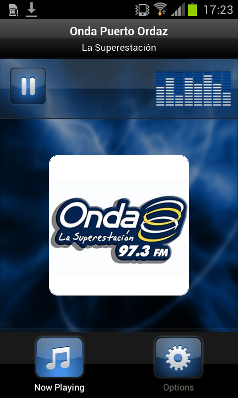 Onda Puerto Ordaz - screenshot