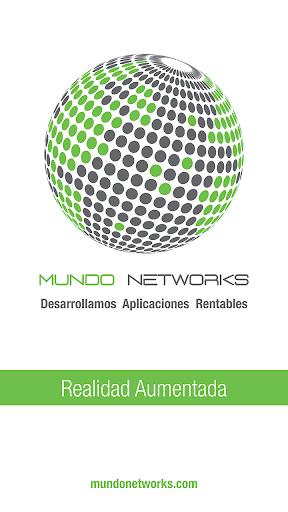 MundoNetworksRealidadAumentada