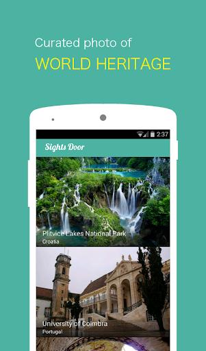 Sights Door - Travel magazine