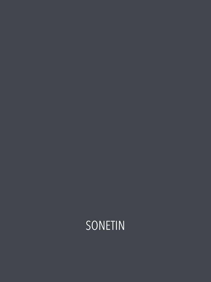 Sonetin- screenshot