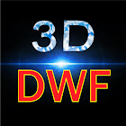 3D DWF Viewer RS icon
