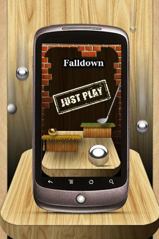 Falldown Lite - screenshot