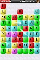 Screenshot of Find a Word