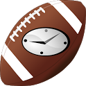 Football Clock Widget icon