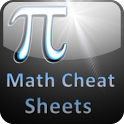 Math Cheat Sheets FREE icon