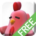 Talking Chill Chicken Free icon