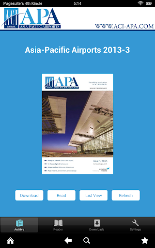 Asia Pacific Airports
