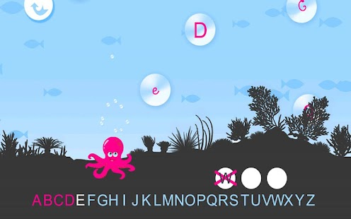 Write the Alphabet for Kids - screenshot thumbnail
