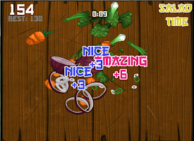Screenshot of Fruit Veg Slicer
