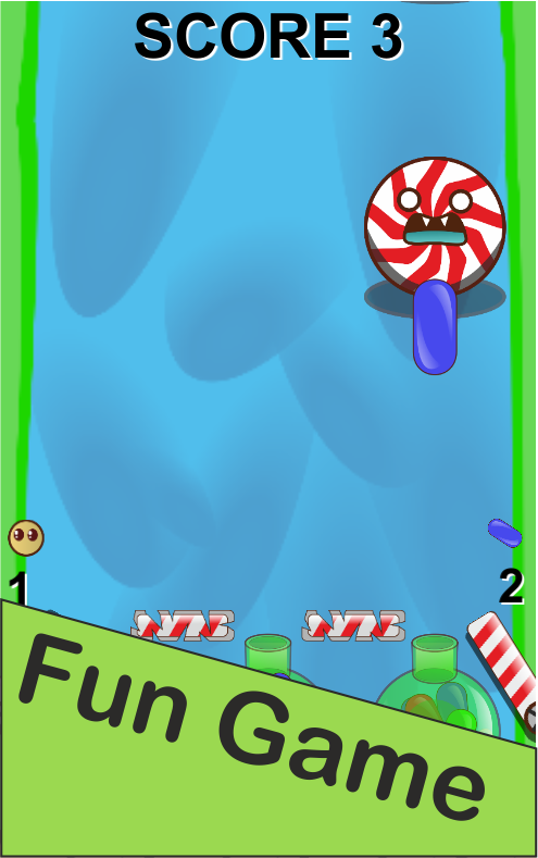 Lollipop Castle Defense- screenshot