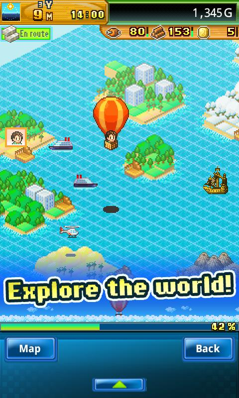 Beastie Bay screenshot #6