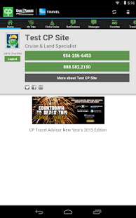 Cruise Planners Mobile- screenshot thumbnail
