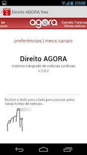 Direito AGORA Notícias (pro) - screenshot thumbnail
