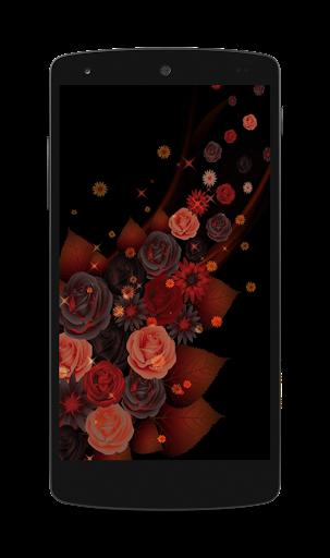 Flowers Live Wallpaper Free
