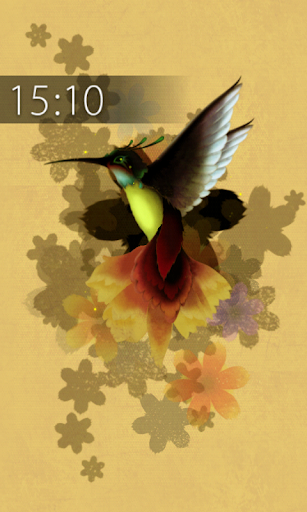 【免費個人化App】Hummingbird Theme-LockerMaster-APP點子