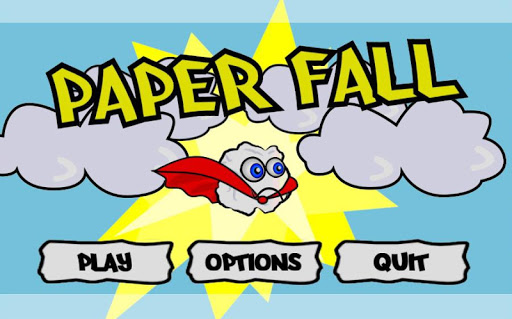 Paper Fall