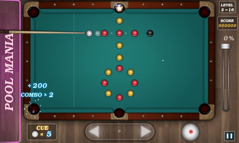 Pool Mania- screenshot