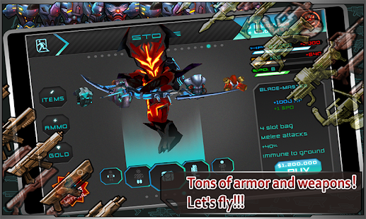 Star Warfare:Alien Invasion HD Screenshot