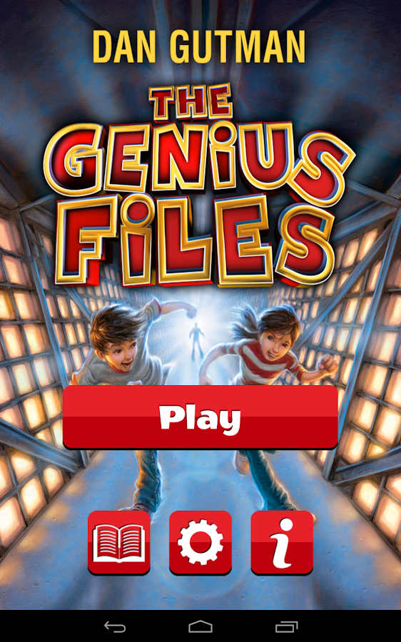 The Genius Files - Pop the Pic- screenshot