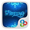 Freezing GO Launcher Theme icon