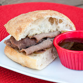 Cheddar Cheese French Dips.