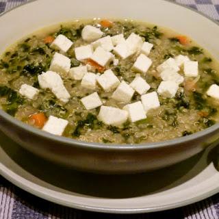 Colca Cañon Quinoa Soup
