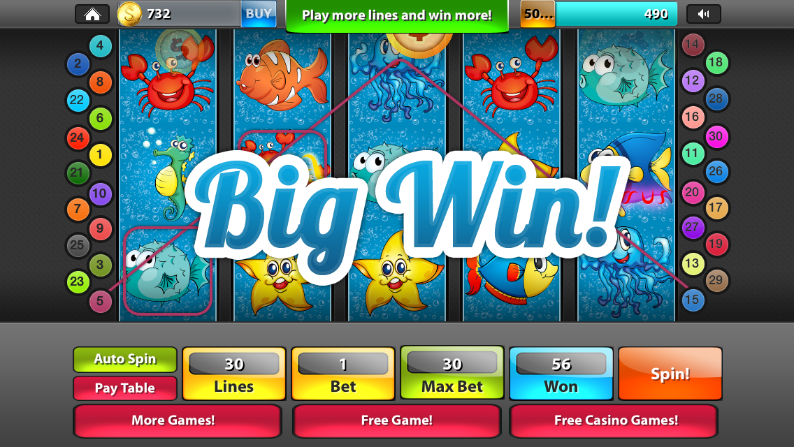 Jungle Slot Machine Casino - screenshot