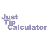 Just Tip Calculator