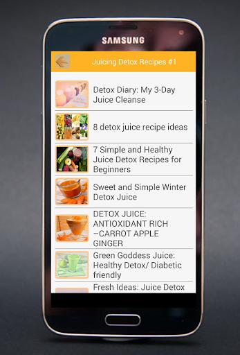 Juicing Detox Recipes free
