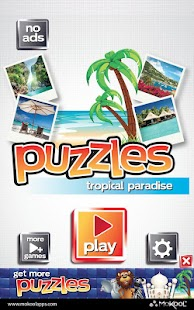 Tropics Puzzles- Feel Paradise- screenshot thumbnail
