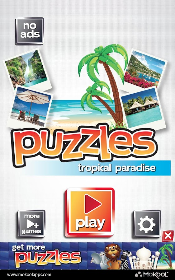 Tropics Puzzles- Feel Paradise - screenshot