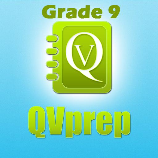 QVprep9年生の数学英語 教育 App LOGO-APP開箱王