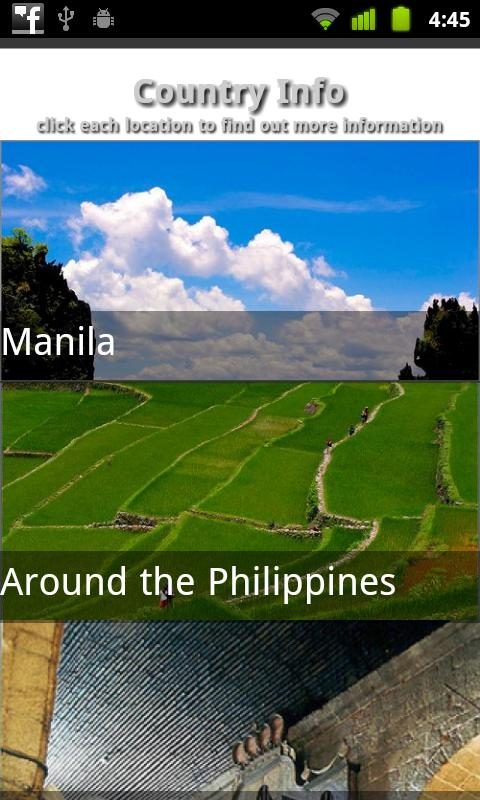 Philippines Travel Guide- screenshot