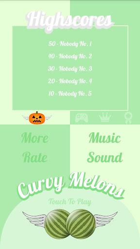 Curvy Melons